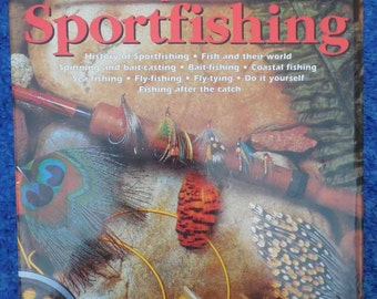 The Complete Book of Sportfishing Vintage Book