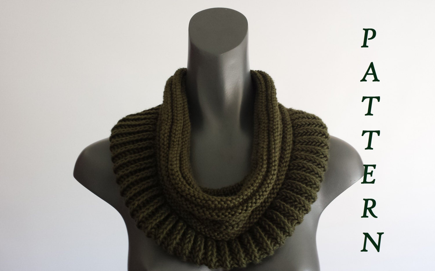 Free Knitting Patterns For Cowl Collars : Free Knitted Cowl Collar Pattern Car Interior Design