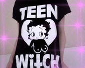 Modified Teen Witch Shirt  -  Small