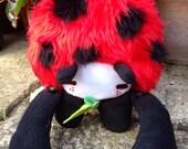 Lady Bug Plush Doll-Lotty Lady Bug