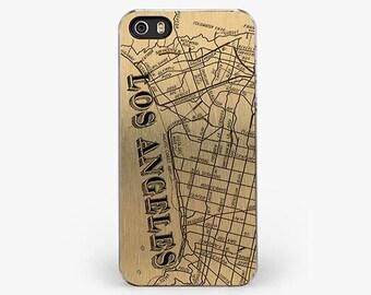 Golden Los Angeles iPhone iPhone 6s case, iPhone 6 Plus case , iPhone 5s case, iPhone 5C cases, iPhone 7 plus case, iphone 7 case
