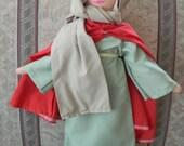 St. Anne Catholic Saint Cloth Doll