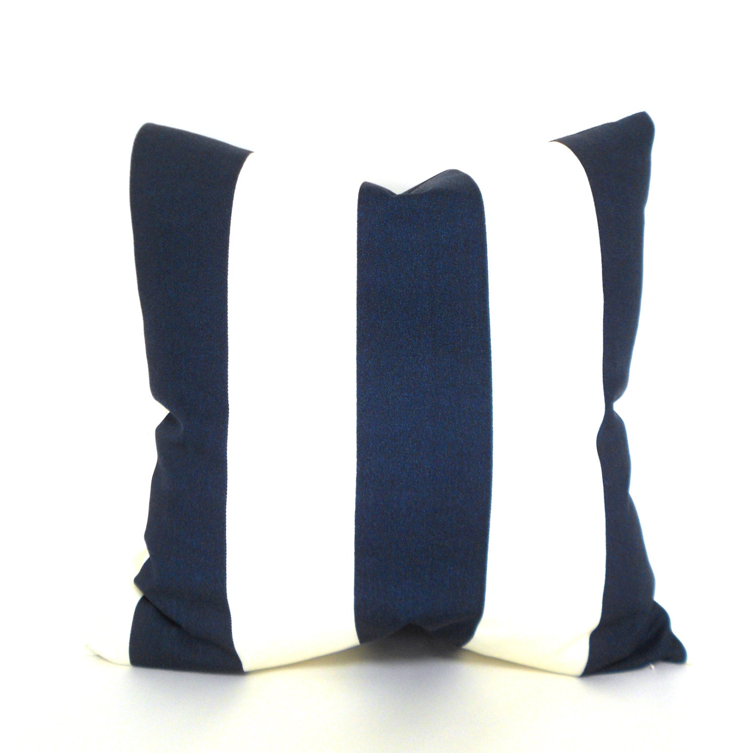 Throw Pillow Cover Measurements : Pillow Covers ANY SIZE Decorative Pillow Cover Navy Pillow