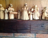 Corn Husk Dolls - set of 10