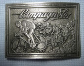Campagnolo belt buckle rectangle New/Unused Mint Conditon
