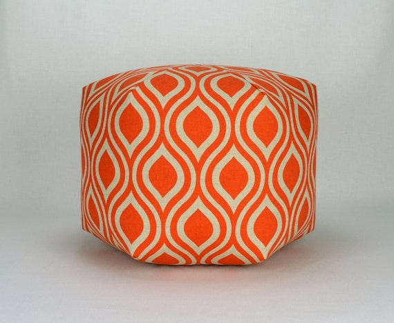 17 Wide By 12 5 Tall Floor Ottoman Pouf Pillow By Zeldabelle