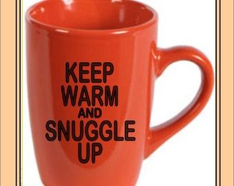 Keep Warm Mug
