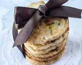 White Cheddar  Pistachio Crackers (12) Wine Buffet