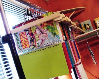 DISNEY BOOK Autograph Disney Travel JOURNAL Notebook Diary Altered  recycled
