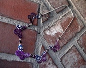 ƸӜƷ Reserved for AmBeR ƸӜƷ Recycled Sunkist Grape Butterfly Set