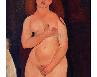 Amedeo Modigliani, 'Venus'. L.E Giclees,