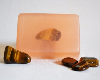 Spell Soap for Courage with complete casting instructions