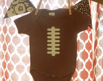 Baby Football Onesie Costume