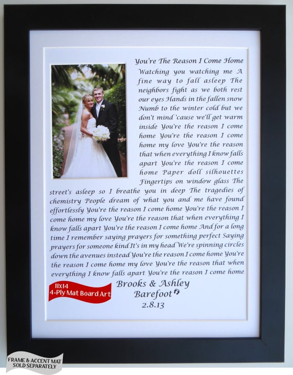 Song Lyrics Wedding Vows Words Quotes Personalized By Picmats
