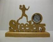 Steelers Sports Team Clocks