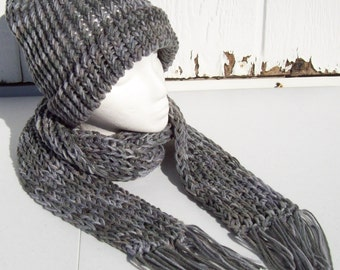 Lovey Dovey Hat And Scarf Set