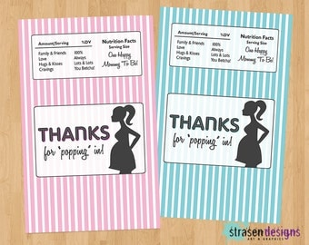 Personalized pop baby shower popcorn wrappers custom instant download pop baby shower popcorn wrappers pronofoot35fo Gallery