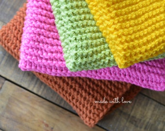 Newborn Photography Blanket, Chunky Knitted Blanket, Photography Prop for  Newborn Baby