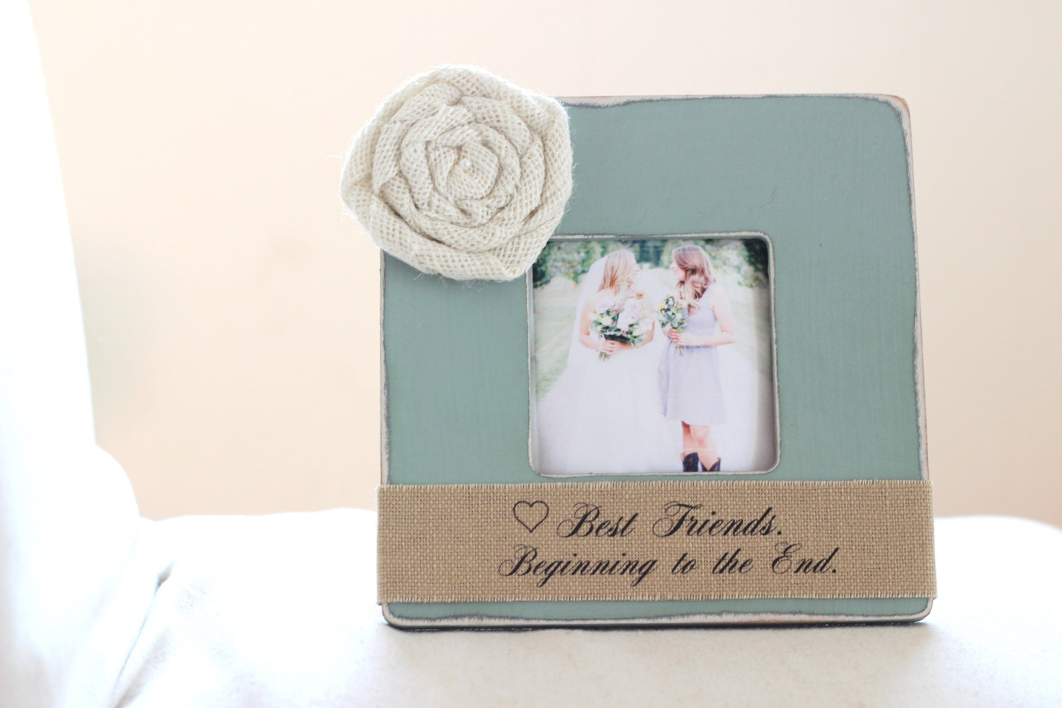 Wedding Gifts For Friends Who Have Everything: Bridesmaid Best Friend Gift Personalized Picture Frame Maid Of