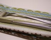 6 CUSTOM ORDER Frecklefaceredhead Designer  Holiday  Cloth Napkins Dinner Napkins by Prairie Inspirations