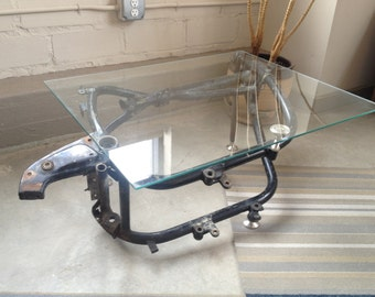 BMW Motorcycle frame table