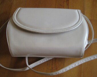 Frenchy of California Vintage Bag, Cross Over Bag, Leather Purse