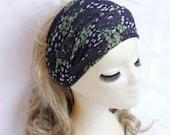 Yoga Headband Turband Headband Bow Turban Wide Hippie Boho Headband Twist  Hair Bands Chic Yoga Headband Hair Wrap