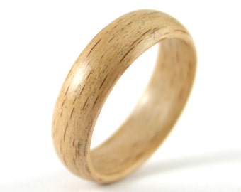 Bentwood Ring - Wooden Ring Made From Beech