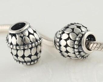 CLIMBING IVY .925 Sterling Silver European Charm Bead