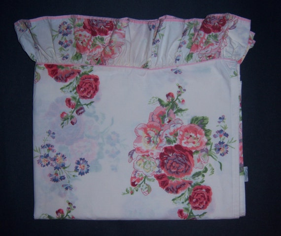 Laura ashley floral sheets-1170