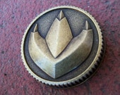 Dragon Power Coin Prop Ranger Cosplay 2013 Morpher Functional Weathered Legacy