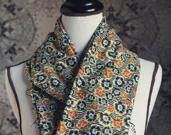 "Liberty of London Jersey ""Infinity"" Scarf in ""Ellie Ruth B"""