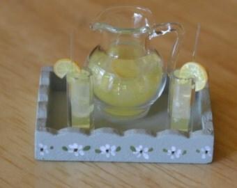 Lemonade Tray