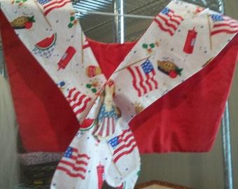 Patriotic Handmade Collar