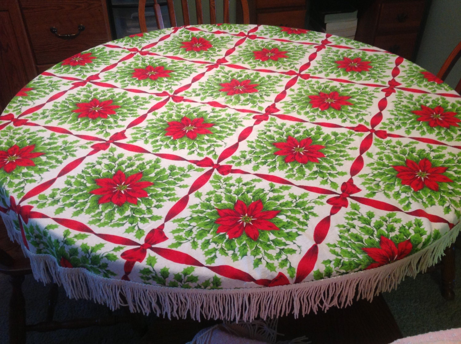 Christmas holiday tablecloth holiday tablecloth haute juice for 12 days of christmas table cloth
