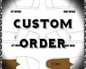 Custom listing for ...Kristen Harmon