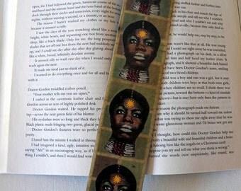 Nina Simone - Collage Bookmark