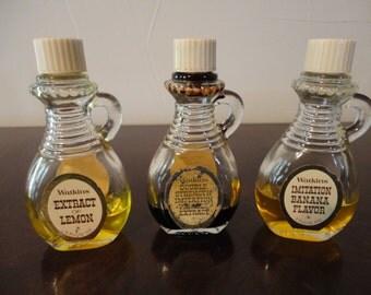 Watkins Flavor Bottles