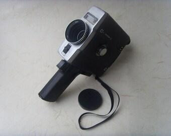 Vintage Soviet Video Camera Avrora 215 Made in USSR in 1980