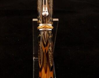 Pheasant Feathers Triton Rollerball Pen