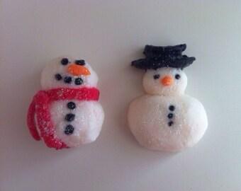 Snowmen Soap
