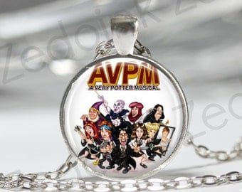 A Very Potter Musical // YouTube // Music // Photo Pendant //