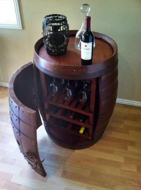 storage oak wine barrels. Exellent Oak Storage Oak Wine Barrels Barrel Cabinet With And Glass  Barrels A On Storage Oak Wine Barrels S