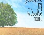 Lanolize my Woolie service