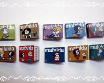 Book Of Mafalda 1/12 Scale