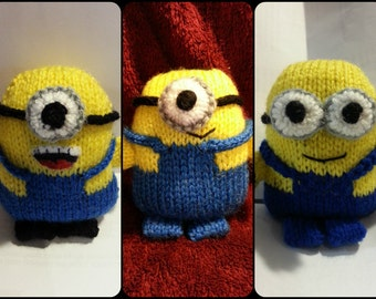 Minion Critterz (made to order)