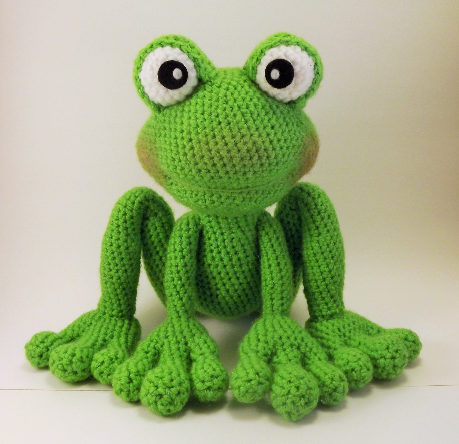 froggy amigurumi pattern frog crochet pattern pdf file only. Black Bedroom Furniture Sets. Home Design Ideas