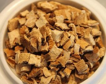Herbal Tea:  Lemon Peel, Tisane  Loose Tea Herbal,  No Caffeine