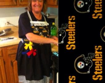 Women's Pittsburgh Steeler Apron