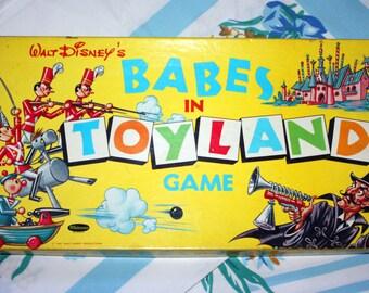 Babes In Toyland Etsy